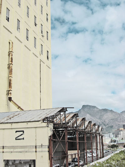 Africa Building Capetown Lionshead South Africa Wharf