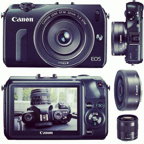canon mirorless Eosm EOS Canon Mirorless