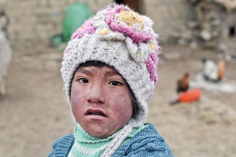 Peru Kid With Hat Peruvian Peruvian Child Peruvian Culture Peruvian Kid Quechua South America