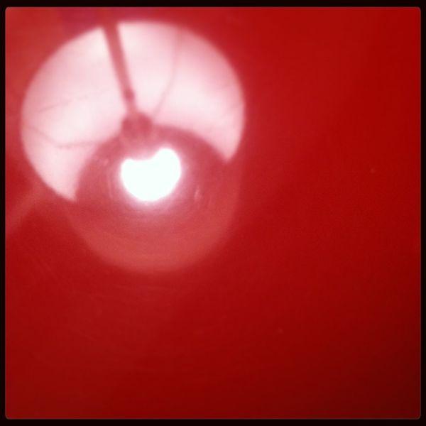 Lamp light table