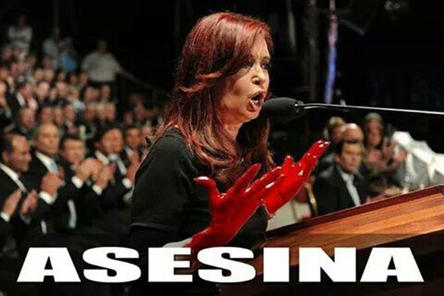 MataronANisman CFKAsesina Argentina Iran Amia LoSuicidaron Vergüenza EePais Corrupcion
