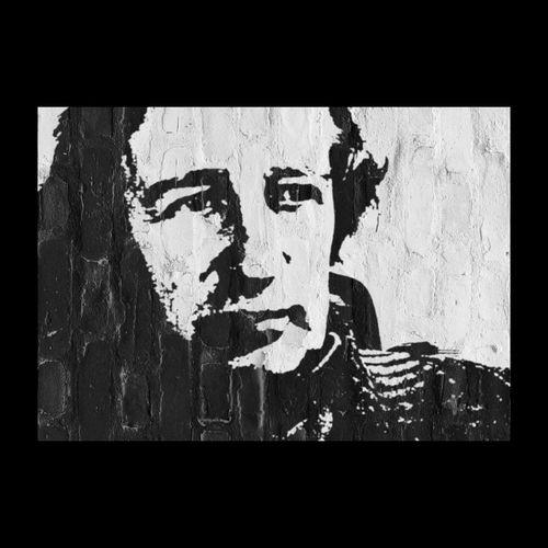 Autoportrait en graffiti Self Portrait Selfportrait Selfportrait Black And White