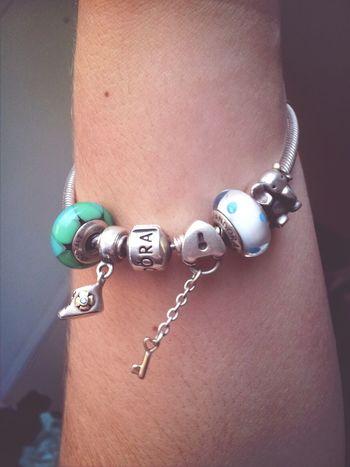 Love my bracelet! Pandora Nephew ♡ Mumma My Love❤