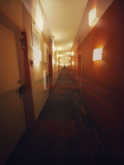 LGV30 LGV30photography Mobile Photography Double Exposure Hallway Hallway Lights Corridor Confined Space vanishing point Diminishing Perspective Building