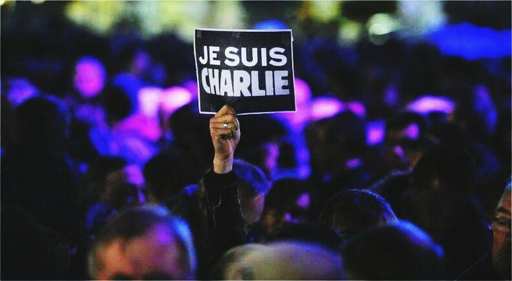 Jesuischarlie Charliehebdo French Frenchie