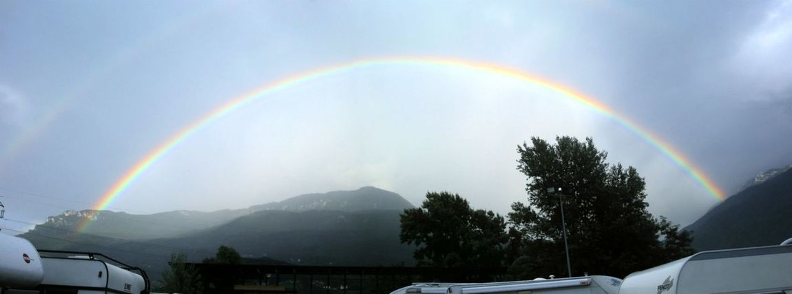 Arcobaleno Trento Arcobaleno  Sky And Clouds Trentino  Outdoors Photograpghy  Nature