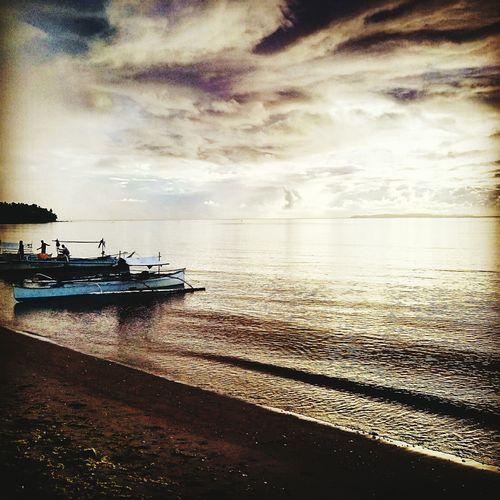 Morning walk at the bay. First Eyeem Photo