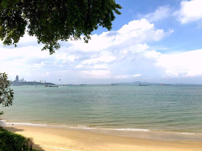 Sky and Sea,