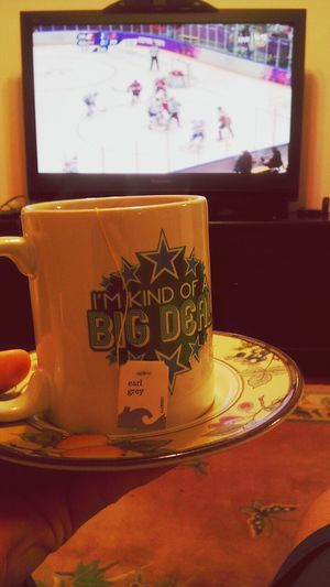 favorite mug + olympic hockey