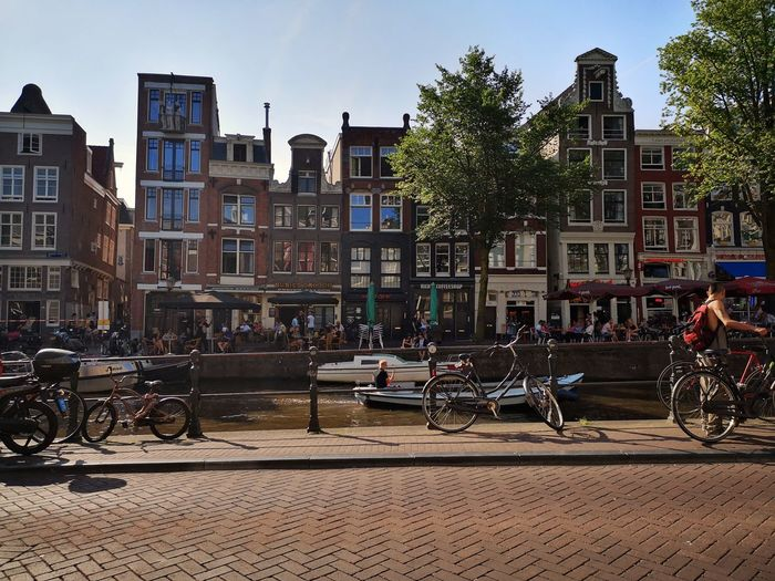 Amsterdam, City