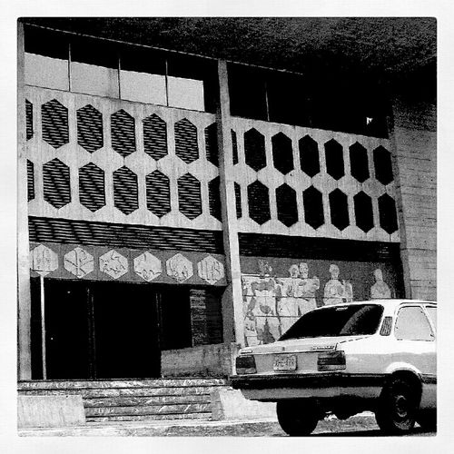 Venezuela Catedral Yaracuy San Felipe Bw_collection