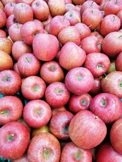 Supermarket Backgrounds Fruit Full Frame Market Red Close-up Food And Drink