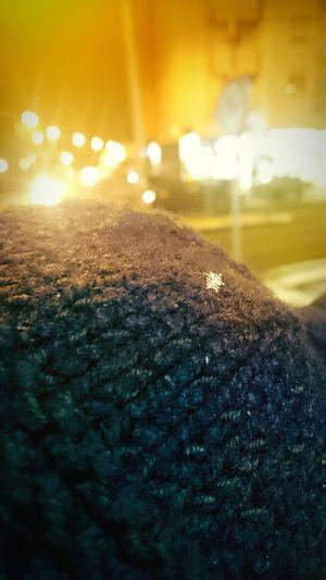 Snow Snowflake Winterwonderland Light And Shadow Zagrebcroatia Woolen Cap Hidden Gems  Night Lights