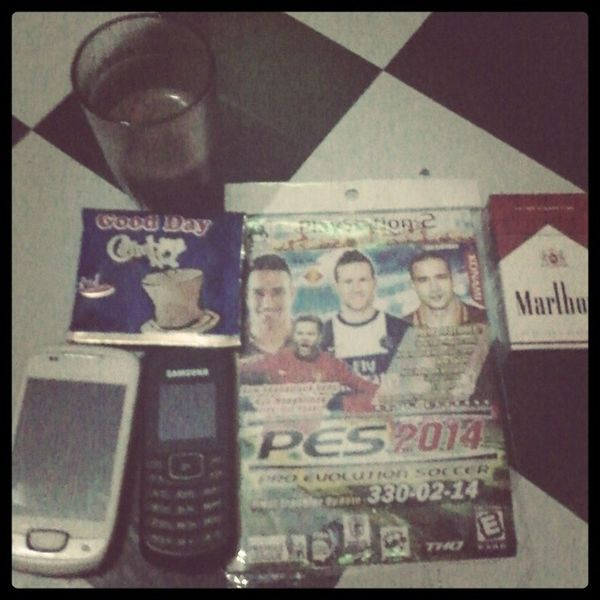 Playstations Coffe Smook and Gadget :D