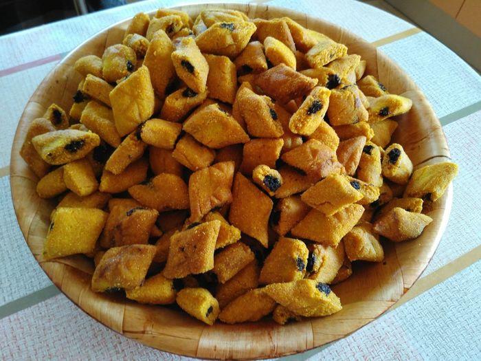 Traditional Culture Traditions Traditional Food Tunisia Tunisie Tunesien Makroud Aid Moubaarak Tunesische Kekse Just Photography Essen & Trinken Holzschüssel