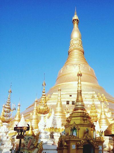 Shwedagon Pagoda Birthdaymonth GoodDeeds RedmiNotePhotography