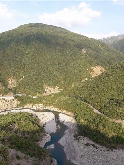 Trebbia Agriculture Cloud - Sky Landscape Mountain Range Mountain