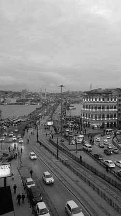 Karaköypalas Karaköy Haliç Goldenhorn Tram Tarihiyarimada Istanbulcity Blak And White Blackandwhite Photography Taking Photos EyeEm