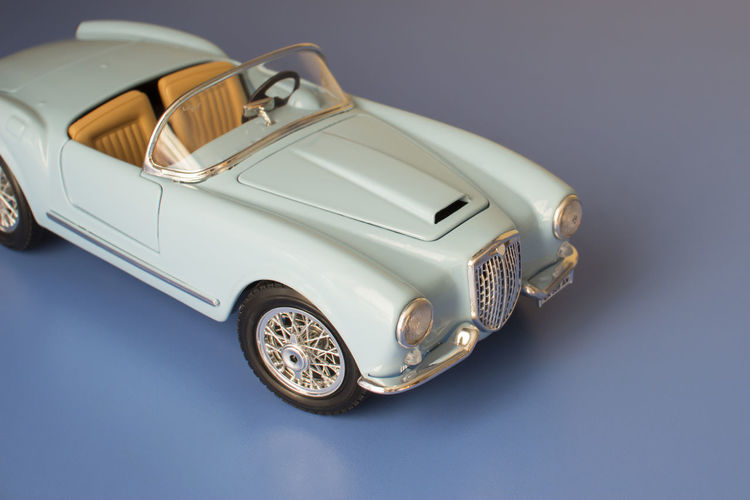 scale model of