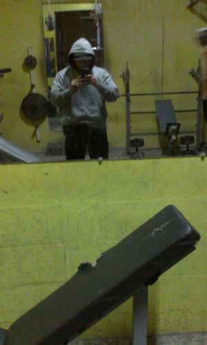 Gym Time Power Wourkout Muscles