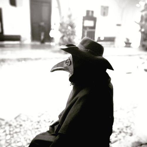 Taggia Ambientazione Esterna Maschera Maschere Fotografia