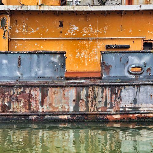 Derelict Ship