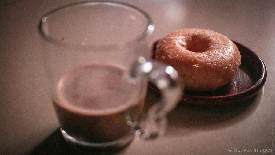 Weekend cravings #Krispy Kream #weekendvibes Close-up Prepared Food Served Ready-to-eat Still Life Pastry Indulgence