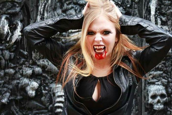 That's Me Halloween_Collection Horror Modeling Vampire Diaries Vampire Halloween Photography Vamp Prettylittlemonster