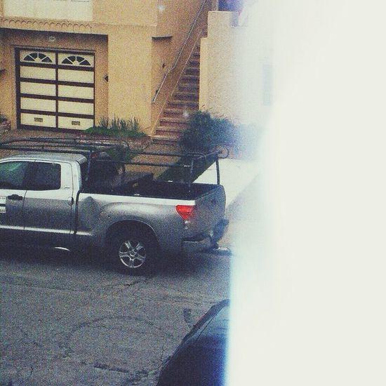 Starter Shot Truck Street Photography From My Window
