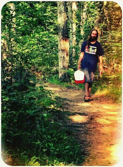 Walkin Around Freed Smokenbones Forrest