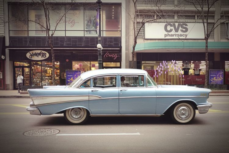 Car Old-fashioned The Street Photographer - 2016 EyeEm Awards Fifties