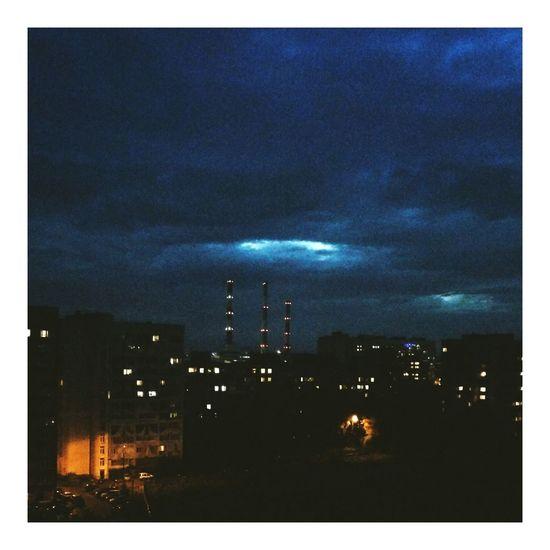 Night No People Sky Nature Manufaktura