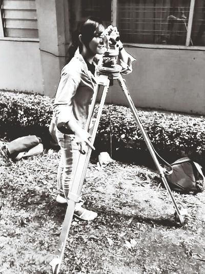 Surveyor Geodesy Theodore Streetphotography