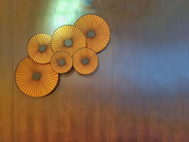 Still Life Umbrellas Decoration Interior Design Wall Still Life Pattern Shapes