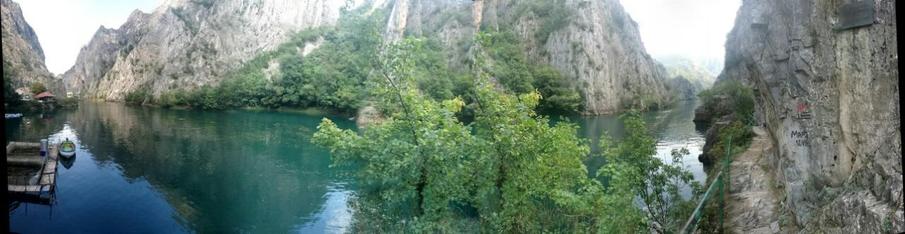 Panoramic Nature Beauty In Nature Reflection Scenics
