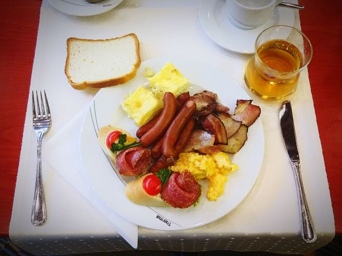 Breakfast Aausage Lunch Dinner Hotels Buffet Eggs... Visual Feast