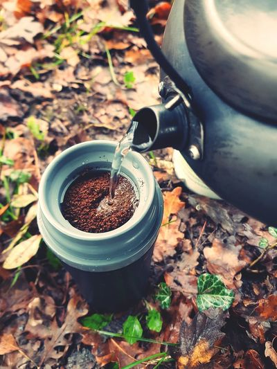 Coffee Coffee Time Coffee Time Outdoor Photography Outdoor Pot Forest Photography Forest Colombia Coffee Coffee Cup Kahve Drink Camping Stove Close-up Food And Drink Ground Coffee Kettle Tea Black Tea Coffee Tea Cup Tea Leaves Teabag Tea Kettle Coffee Pot Drink Can Teapot
