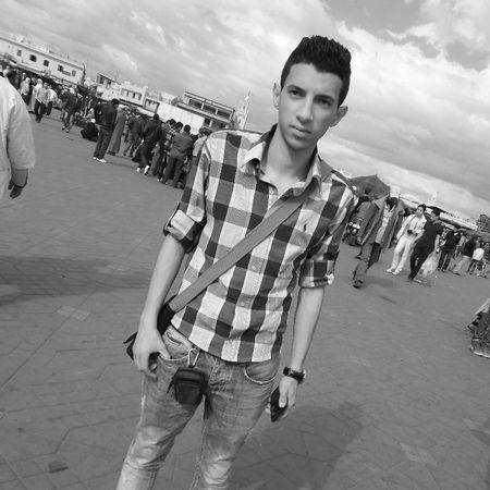 Blackandwhite Marrakech Swag