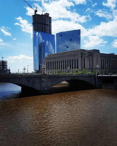 Picturesque Philadelphia Streetphotography Philly Centercityphilly Philadelphia InstaTags4Likes Centercity Photographer Spring 30streetstation Schuylkillriver Beauty