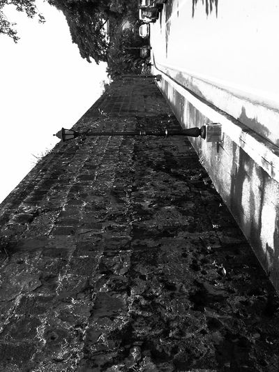 Walk On The Wall. Old Place Intramuros Manila Eyeem Philippines