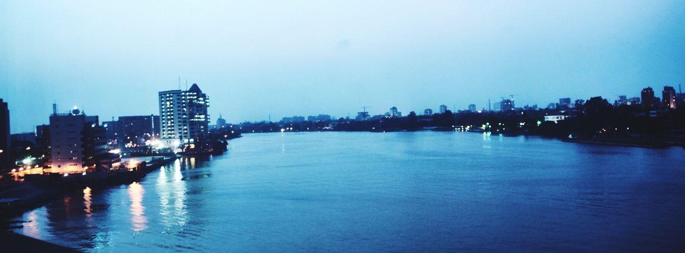 Sunset Lagos Nigeria Nikon D5200 First Eyeem Photo