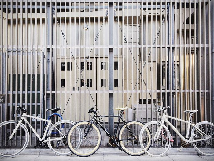Bike × Bike ×