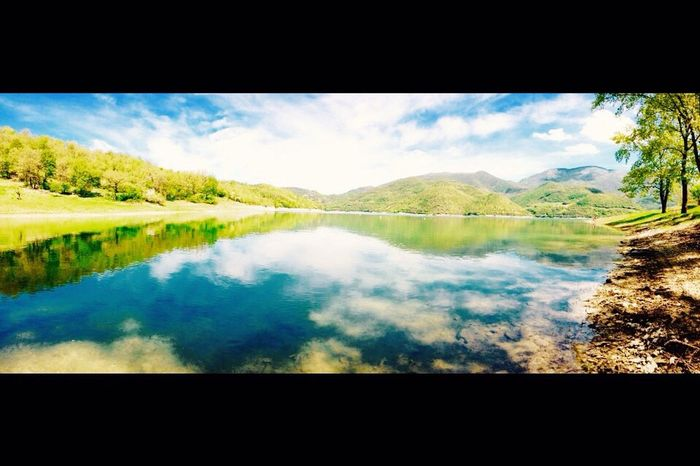 Lago Del Turano Love EyeEm Beautiful Nature Relaxing 💙 First Eyeem Photo