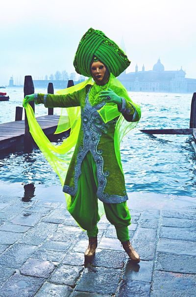 The Tourist Colors Of Carnival EyeEm Nature Lover Green Verde Venice Venice, Italy SilviaPennazio Carnival Colors Gogogo Fantasy EyeEm Best Shots Eyemphotography EyeEm EyeEm Best Edits Piazzasanmarco
