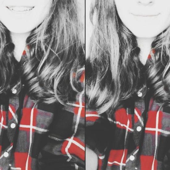 Red Smile Gömlek