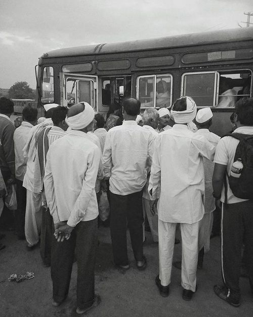 Local transport was completely shut down in Nashik during Kumbh Mela Shahi Snan 29th Aug, 15. Buses were stopped 30kms outside the city from there people were supposed to walk till the Ram kund. Lakhs and lakhs of people walked around 30-40kms to reach the Ram kund. Streetphotography Street Blackandwhitephotography Blackandwhite Life Highway Pictureoftheday Picoftheday Instadaily Instagood Puneclickarts Framing Framing Kumbhmela Faith Walkoffaith2015 Walkoffaith Betterphotography People PicturePerfect Picture _soi Indiaphotosociety Indian Incredibleindia god zenfone5 asus mobilephotography