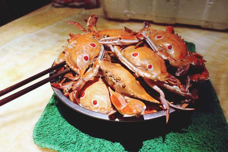 Food Dinner Crab Brachyure