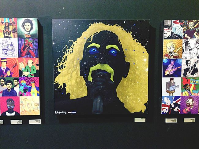 Robert Plant Lollapalooza Lollapaloozacl Retrato Art Check This Out