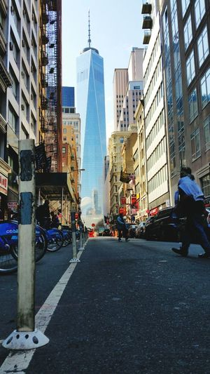 Oneworldtradecenter Oneworldtrade New York City Newyorkcity