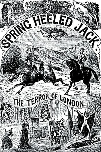 Spring Heeled Jack Old Poster Poster The Terror Of London Posters Oldposters Oldposter Posterporn Springheeledjack Evilcharacter Theterroroflondon Villain Terror Evil Character Mythical Creature Fear The Secret Of Spring Heel'd Jack Artphotography Poster Collection Killer Evil Lurking Mythicalcreature Evil Characters Spring Heel'd Jack Blackandwhite Photography